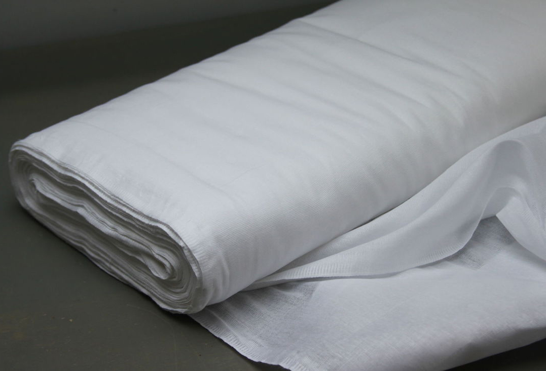 Простынь белая бязь 85 рублей оптом купить лен итальянский в москве ткань
